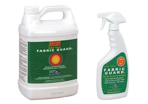 303 fabric guard retailers